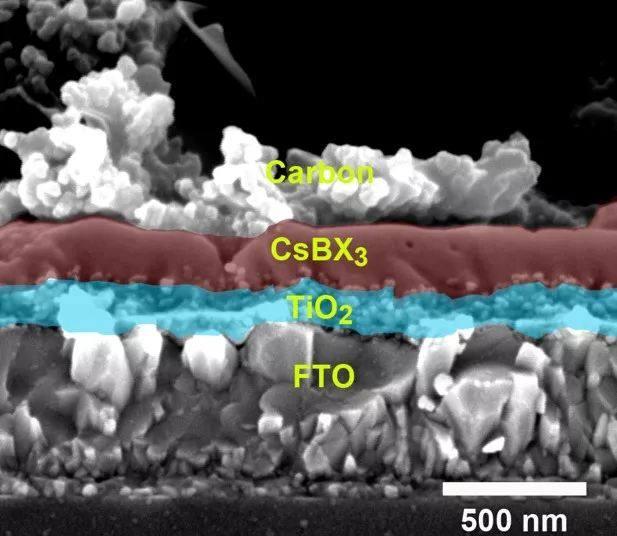 新型钙钛矿太阳能电池:稳定、高效且相对便宜