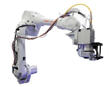 六轴激光焊接机器人