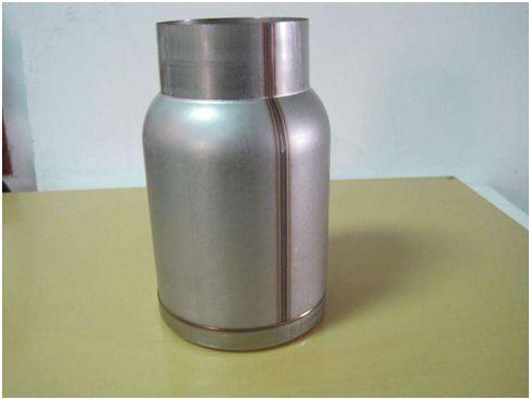 不锈钢保温杯激光焊接图