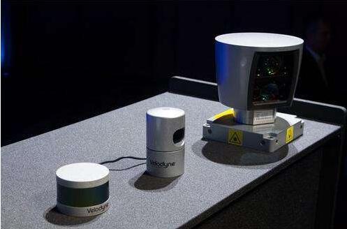基于GaN面向全自动驾驶汽车的高分辨率激光雷达
