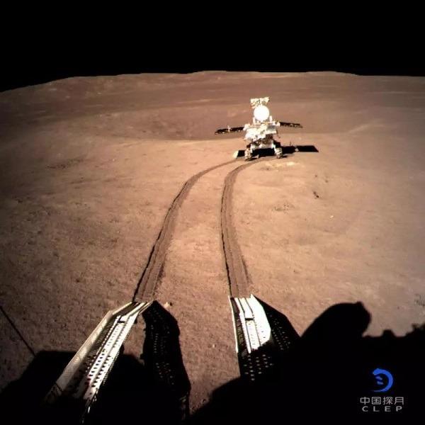 """激光技术如何让嫦娥、玉兔实现""""睁眼""""落月?"""