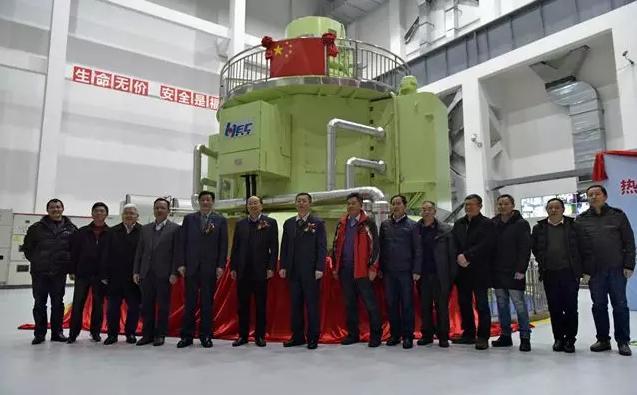 中国新发电机传捷报,相当于一座核电站