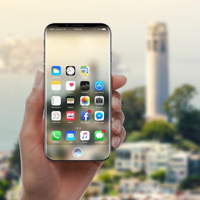 今年iPhone搭载三镜头 明年改用激光动力3D镜头