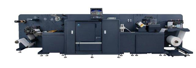 柯尼卡美能达新一代标签数字印刷系统亮相Print China 2019