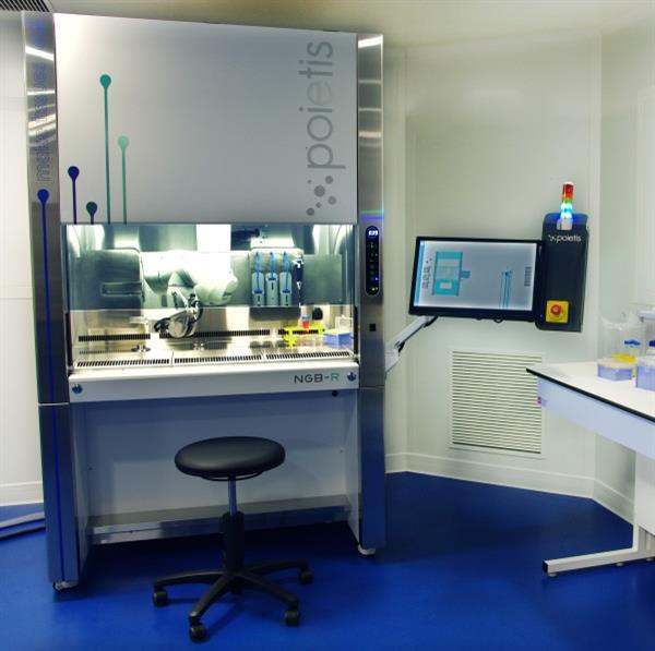 Poietis授予激光輔助生物3D打印技術第三項歐洲專利