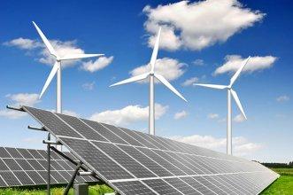 甘肃季度风电光伏弃电率首次降至8.59%