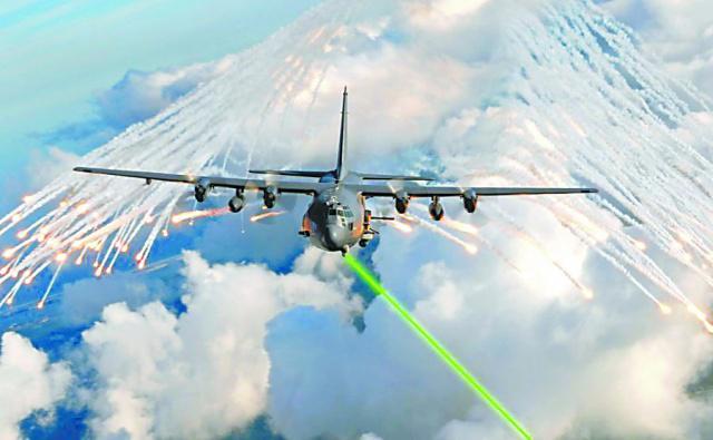 美军激光武器成功击落导弹 靠它抵御中国导弹狂