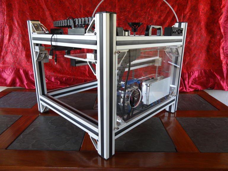 Robobeast 3D打印机