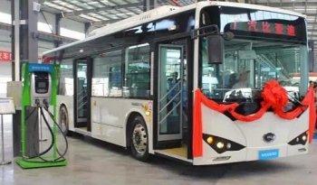新能源公交车补贴结构倒推行业变革