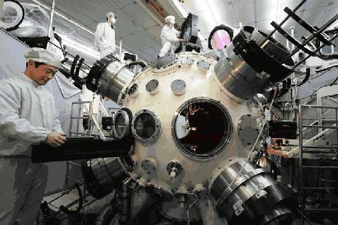 大科学装置:神光Ⅱ高功率激光装置