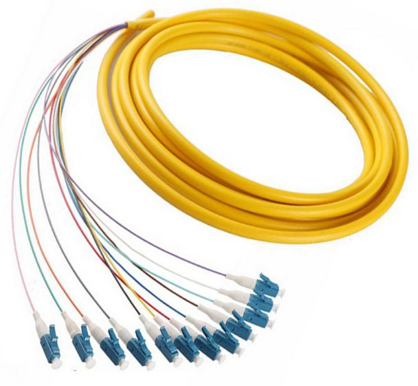 光纤尾纤的种类和规格参考