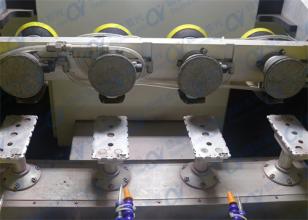 3D曲面抛光打磨擦拭机介绍