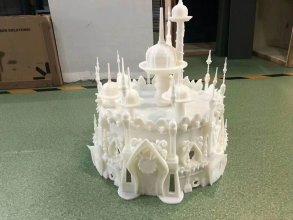 3D打印在建筑行业的应用与发展前景怎样
