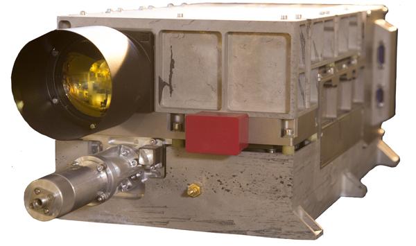 工博会|为嫦娥四号扫描着陆地形,这只激光眼