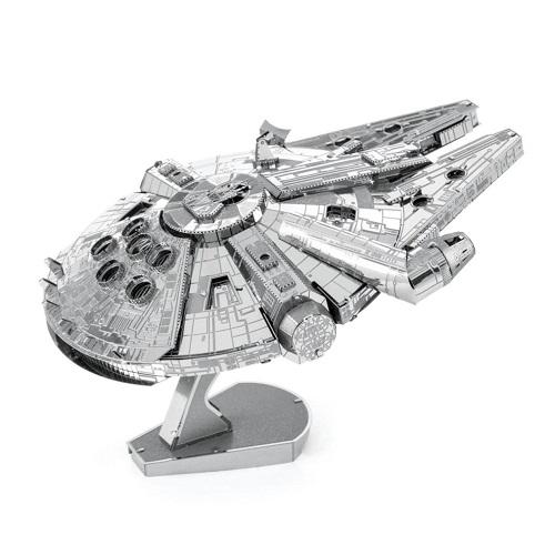 激光切割金属模型