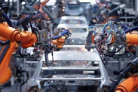 还在拿激光当卖点?你out了,激光技术早已是汽车制造标