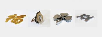 金属激光切割机切件烧边原因及解