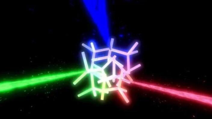 新创造的人工雾令激光扩散 从而有望取代普通灯