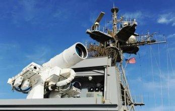 直接烧穿引爆导弹战斗部:美军展示激光防空杀
