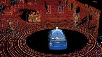 华为有1万多人正研发激光雷达技术,计划将成本